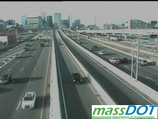 I-93-ME-Boston-@ exit to HOV-E